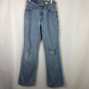 Vintage Levi's Red Tab 517 High Rise Bootcut Jeans